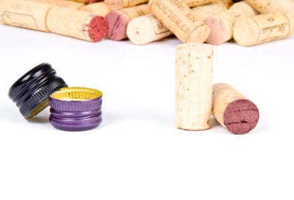 screw cap cork To Screw or Not to Screw?