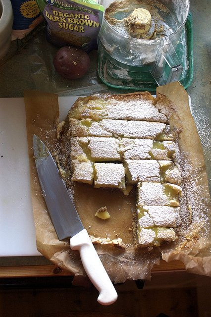 Lemon Bars1 Food Blog Digest   The Healthy Way