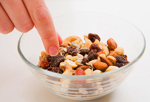 artlife rf photo of bowl of nuts Top 10 Food Trends Predictions for 2011