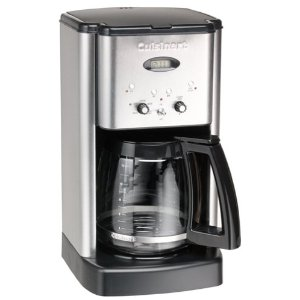 Cuisinart DCC 1200 12 Cup Brew Central Coffeemaker Cuisinart Central Coffee Maker: The Real Deal