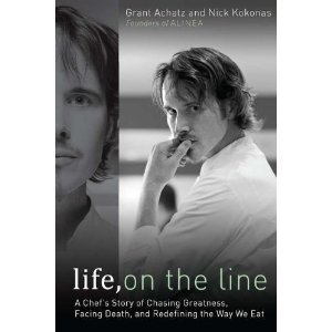 grant achatz life on the line Life, On the Line (In the Eyes of Grant Achatz)