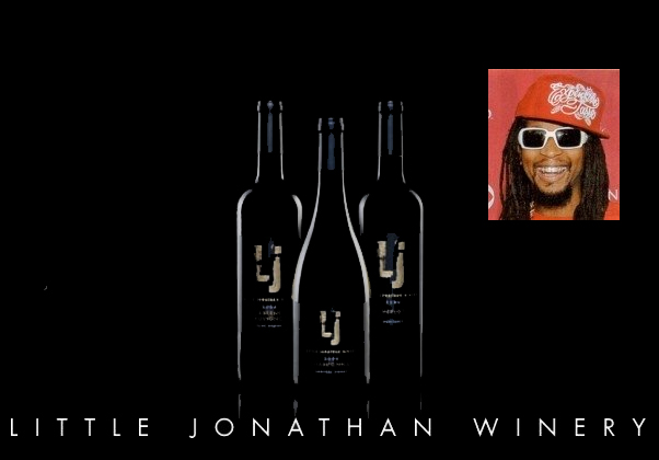little jonathan winery 001 Ultimate Guide to Celebrity Wine