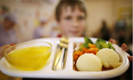 School food1 Schools Impose Bans on Home Packed Lunches, Chocolate Milk, Cupcakes