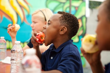school lunch2 Schools Impose Bans on Home Packed Lunches, Chocolate Milk, Cupcakes