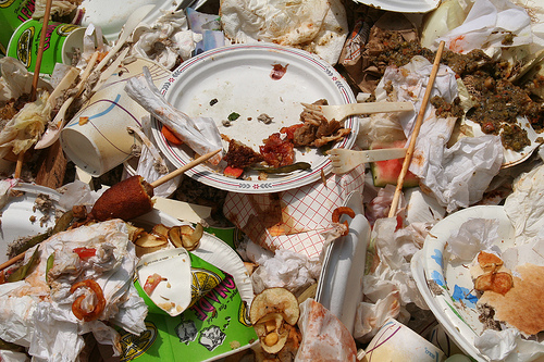 food waste Study: One Third of All The Worlds Food is Wasted