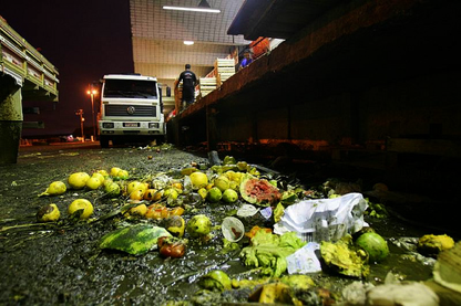 food waste1 Study: One Third of All The Worlds Food is Wasted