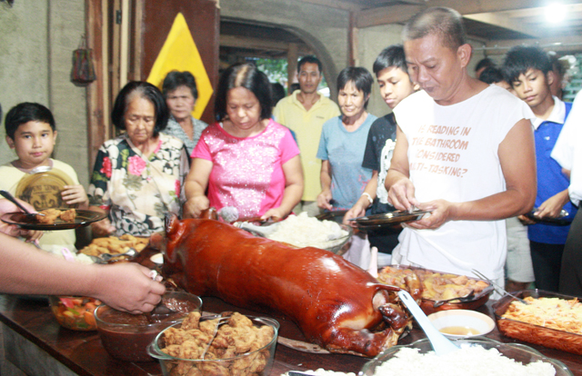 Occassion with Lechon Lechon: Filipinos Most Popular Dish