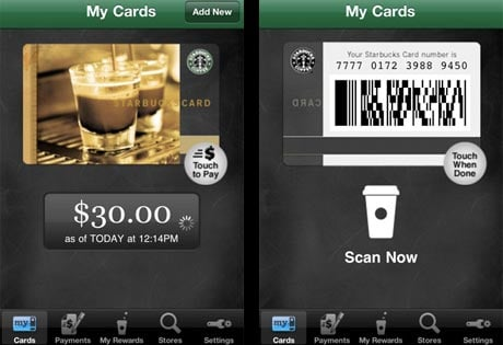 Starbucks Card Mobile Jonathan's Card: Giving Coffee Meets Good Karma