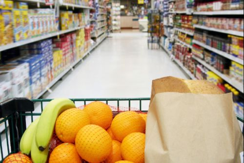 grocery1 Rasmussen Poll: 93% Paying More for Groceries Than A Year Ago