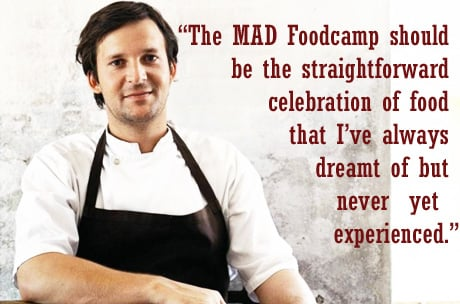 The MAD Foodcamp should be the straightforward celebration of food ...