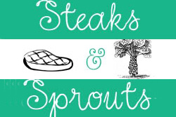 Steak and Sprouts1 Three Days Left: Best Food Blogger 2011