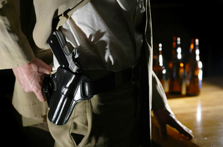 Guns in Bars Image via hburgnews.com  Ohio Passes Law Allowing Concealed Guns in Bars