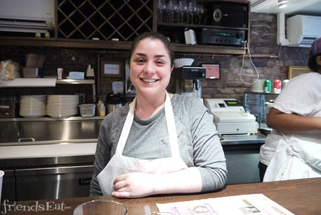 Chef Amanda Beame Review Bobwhite Lunch & Supper Counter