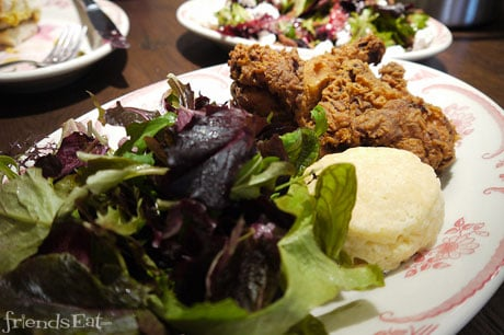 Fried Chicken Review Bobwhite Lunch & Supper Counter