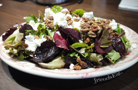 Winter Salad Review Bobwhite Lunch & Supper Counter