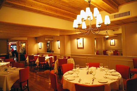 Fiorini NYC Image via restaurantsinyc Fiorini Review NYC