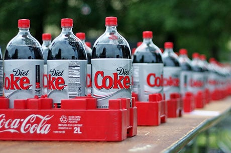 Diet Coke Cancer Risk  Linked to Coke and Pepsi