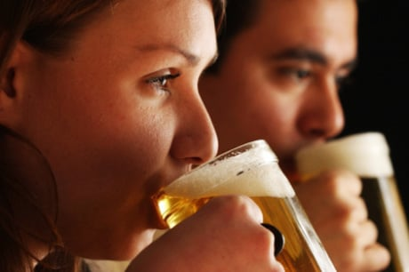 Drinking Alcohol Getting Tipsy Enhances Creativity Study: Getting Tipsy Enhances Creativity