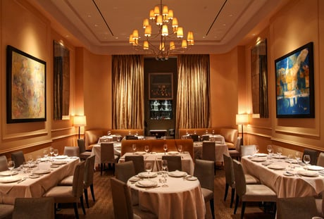 Tocqueville Dining Room NYC Restaurants Hosting Thanksgiving in NYC 2012   Part 2