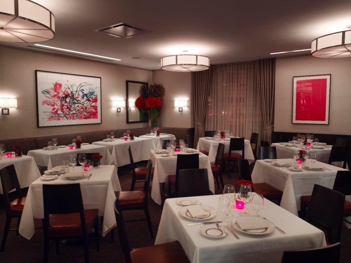 Cafe Boulud New York NY Restaurant Christmas Specials 2012   Part Deux