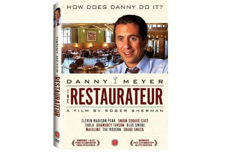 The Restaurateur on WNET The Restaurateur on WNET