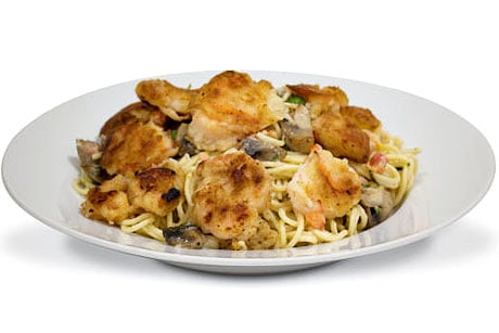 Bistro Shrimp Pasta from The Cheesecake Factory CSPIs Xtreme Eating Dis honorees: The Worst Dishes in the US