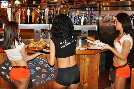 Hooters Waitress Image via Flickr Hooters Waitress Sues   Forced to Quit After Brain Surgery