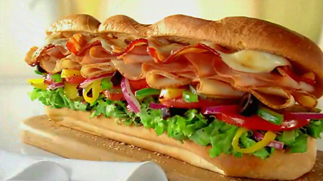 Subway Sandwich not Healthy Subways Health Halo Marketing Tactic Is Misleading