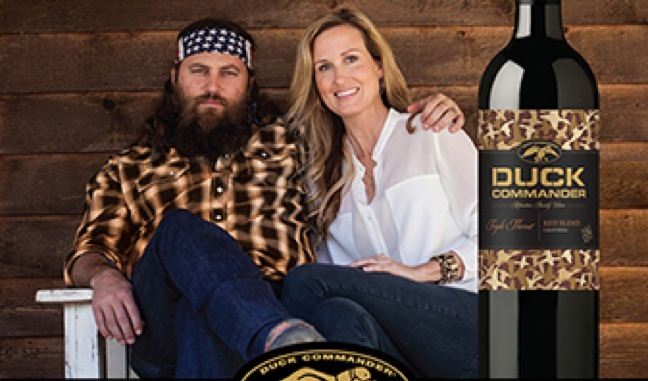 Duck Dynasty Wines Ultimate Guide to Celebrity Wine