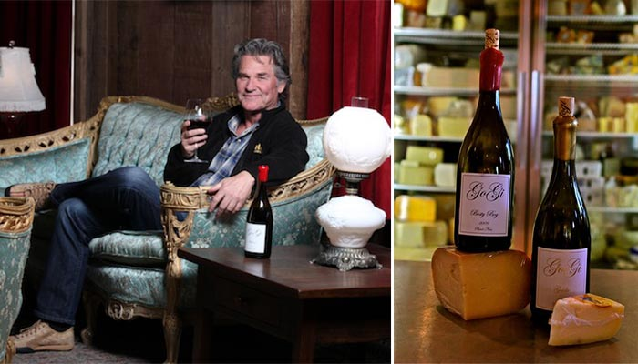 Kurt Russell Gogi Pinot Celebrity Wine Ultimate Guide to Celebrity Wine