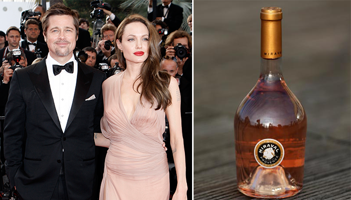 brangelina wine chateau miraval Ultimate Guide to Celebrity Wine