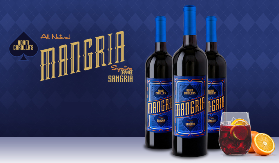 mangria Ultimate Guide to Celebrity Wine