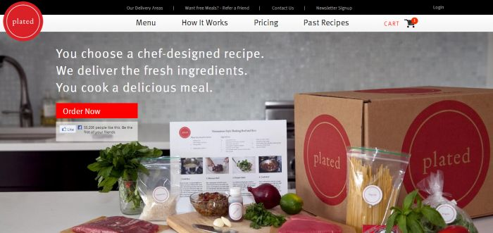 Plated Recipe and Ingredients Delivery 6 Spending Strategies to Slash Your Grocery Bill