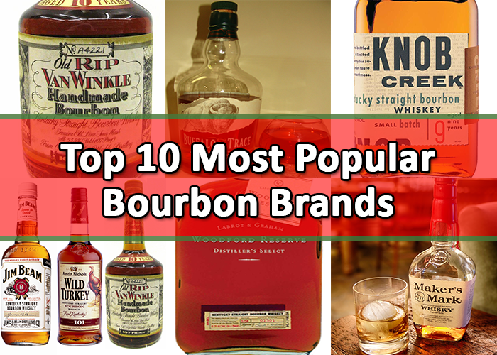 FriendsEATs Top 10 Most Popular Bourbon Brands World Famous Critic: Scotch Now Outclassed By American Bourbon