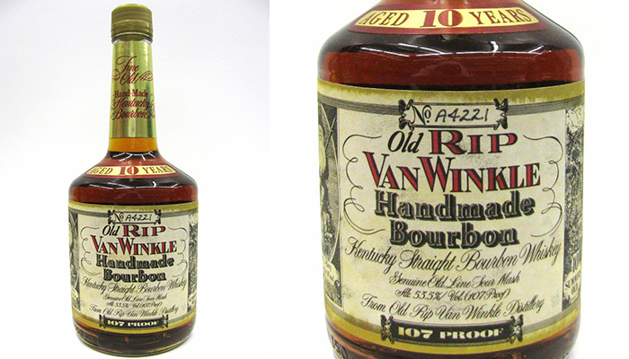 Old Rip Van Winkle Whiskey World Famous Critic: Scotch Now Outclassed By American Bourbon