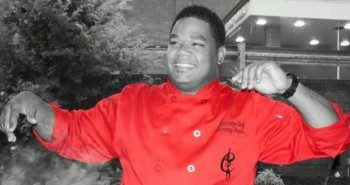 Celebrity Chef Sammy Davis of Sammoe Fud Restaurant
