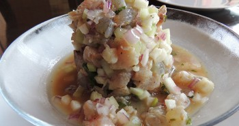 Shrimp Ceviche Recipe by Chef Patricia Quintana of Lucila's Restaurant in Mazatlan Mexico